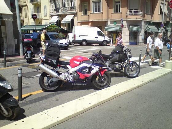Töffferien 2010 Monaco